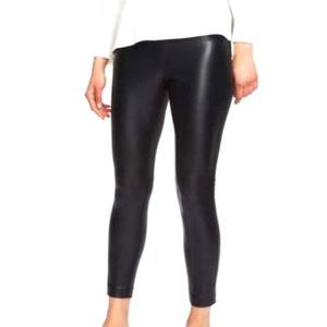 1 State Boy Meets Girl Faux Leather Pant